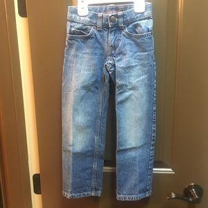 Lands End boys jeans